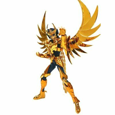 Great Toys PTC Saint Seiya Cloth Myth Ex Ikki Phoenix V3 Gold Ver Action Figure
