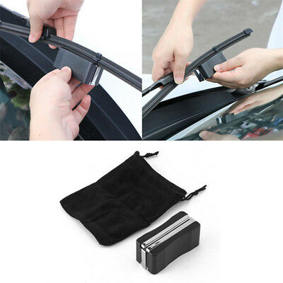 Cleaner Tool Universal Car Windshield Vehicles Wiper Blade Scratch Repair Gadget