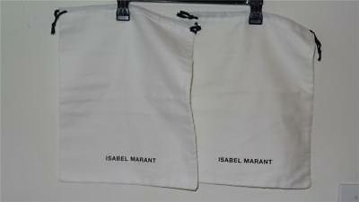 BRAND NEW 2 ISABEL MARANT DUST BAGS Storage Bags