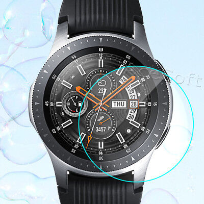 Premium Real 9H HD Tempered Glass Screen Protector for Samsung Galaxy Watch 46mm