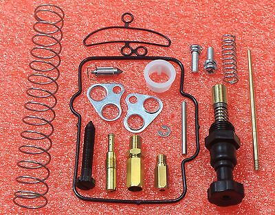 PWK38 Motorcycle Carburetor Repair Rebuild Fix Kit fit to Keihin Carb 38mm