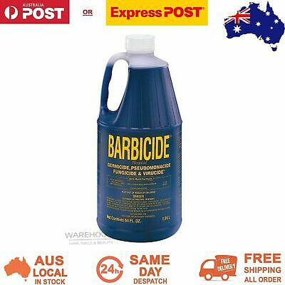 Barbicide Disinfectant Concentrate Solution Germicide Anti-Rust Formula 1.89 L