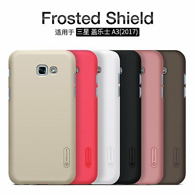 Nillkin Super Frosted Shield Hard Case Cover for Samsung Galaxy A3 (2017) A320F