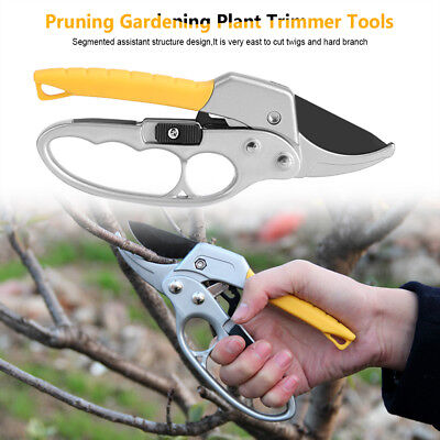 Plant Pruning Scissors Garden Cutter Flower Branch Shears Hand Pruner Tool US