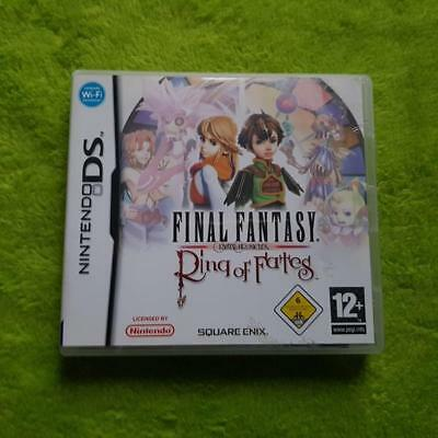 Nintendo DS - Final Fantasy Crystal Chronicles Ring of Fates
