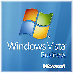 Windows Vista Business ISO 64bit English NO LICENSE KEY