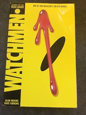 WATCHMEN by ALAN MOORE & DAVE GIBBONS / 2007 Edition