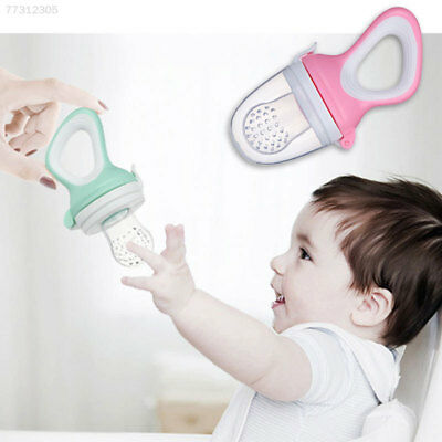 980A Nipple Pacifiers Unisex Fruits Food Convenient Silicone Milk Feeding