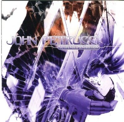 John Petrucci ~ Suspended Animation 2005 Cd [New]