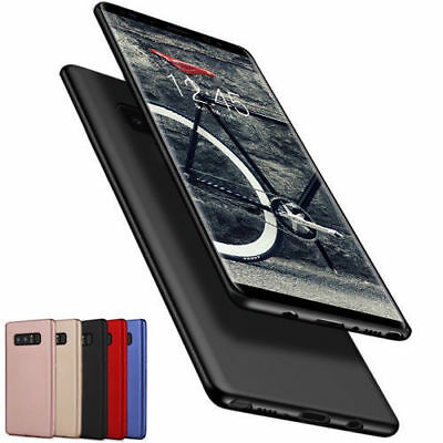 For Samsung Galaxy Note 8 Ultra Thin Hybrid Defender Armor Shockproof Case Cover