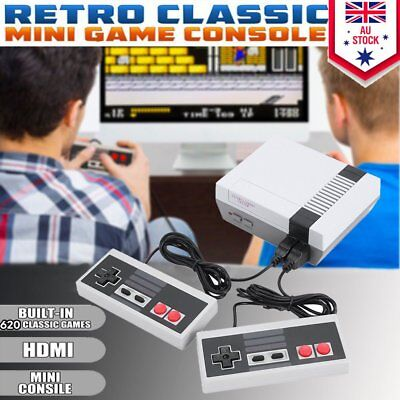 500/620 Games in 1 Classic Mini Game Console for Retro TV AV Gamepads Nintendo