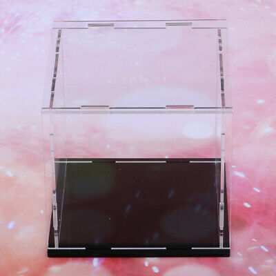 Perspex Cr Lid Specimen Hobby Display Boxes Acrylic 50x50x50mm