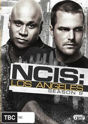 NCIS LOS ANGELES LA Season 9 BRAND NEW R4 DVD