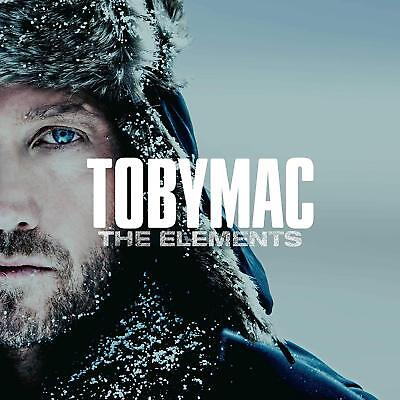 TobyMac The Elements VINYL LP RELIGION FOREFRONT 2018 NEW FREE SHIPPING preorder