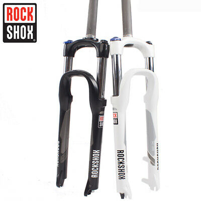 "Remote Lockout 1-1//8 OE RockShox XC28 Suspension Fork 26/"" 100mm Disc Manual"