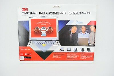 3M PF15.0 Privacy Filter Laptop Screen Cover