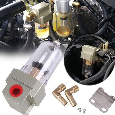 Engine Oil Separator Catch Reservoir Tank Can Baffled Fit For HONDA CIVIC ACURA