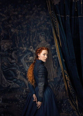 "Mary Queen Of Scots Movie Poster Saoirse Ronan Film Print 24x36/"" 27x40/"" 32x48/"""