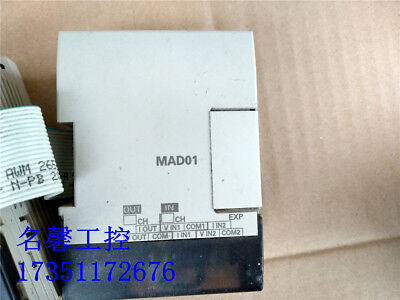 1Pc Used Omron Plc Cpm1A-Mad01  #p2432 Yl
