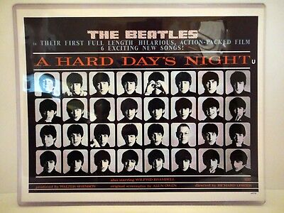 """The Beatles Let it Be Movie Poster Replica 12x12/"""" Photo Print"""