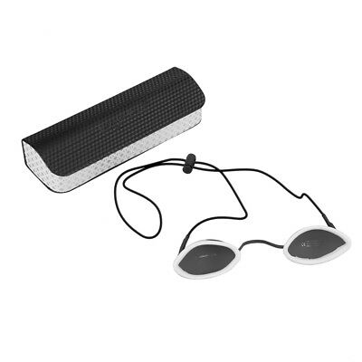 Protective Safety Goggles Eyepatch Glasses Laser Light IPL Shield Cover with Box