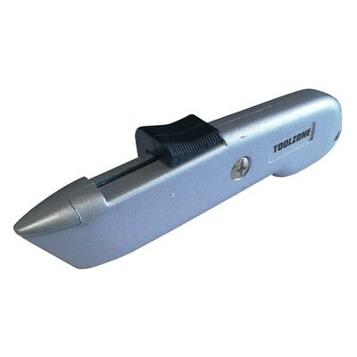 Self Retracting Safety Knife Safe Parcel Opening Packaging Auto Retract NO BLADE