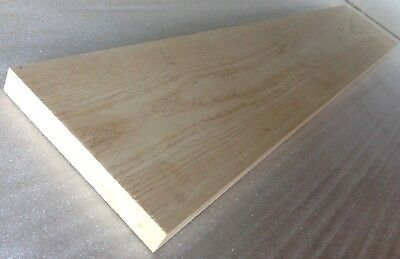American Ash - Wide Board Hardwood Timber Woodcraft Woodwork Luthier Wood