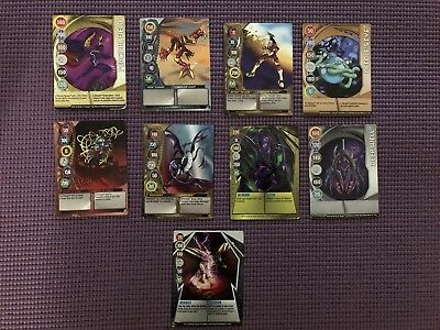 Bakugan Cards 9 Cards