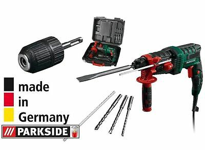 Parkside Hammer Drill Pbh 800 A1 Accessories