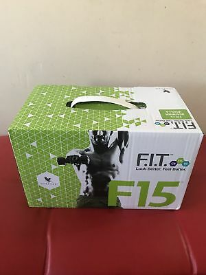 forever fit F15 chocolate or vanilla
