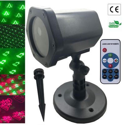 SALE! Outdoor Christmas Laser projector Lights Landscape Yard Party