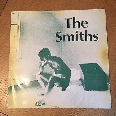 The Smiths  12 Inch Single William It Was Really Nothing