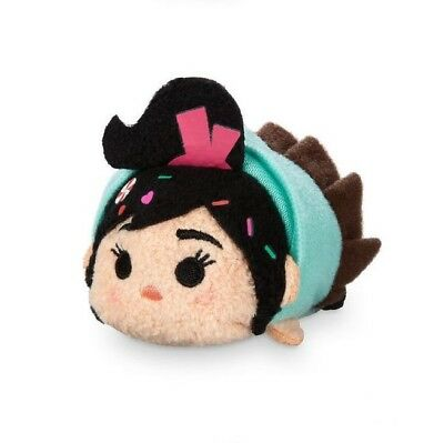Authentic Vanelope tsum tsum mini Plush ralph Breaks the Internet Disney Store