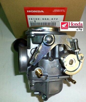 Genuine Honda Oem 2008-2014 Nps50 Ruckus Carburetor