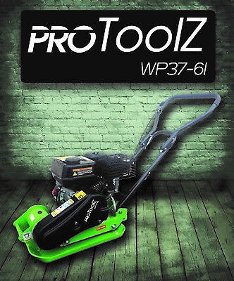 ProToolZ WP36-61 Wacker Plate With rubber mat kit and Wheels