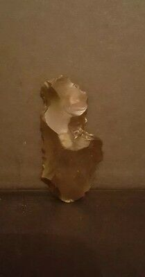 SUPER QUALITY Upper Palaeolithic MINATURE PORTABLE ROCK ART VENUS FIGURINE.