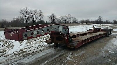 2004 Fontaine Th55 Rgn Lowboy Heavy Haul