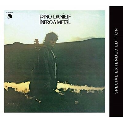 Pino Daniele - Nero A Meta' (Special Extended Edition) Cd Audio Musica N-193942