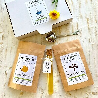 Chai Gift Pack-Australian Tea-Christmas Stocking Stuffer-Teacher Thank You Gift