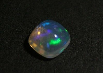 3.7ct Welo Crystal Opal Cabochon - Neon Fire AAA Jelly Opal - See Video