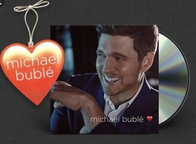 Michael Buble Love ❤️ Cd 2018 Brand New Sealed