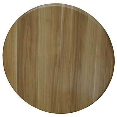New Table Top Restaurant Cafe Antiscratch Isotop Outdoor 70cm Round Blackbutt