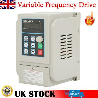 Upgrade 4KW 5.4HP Single To 3 Phase Variable Frequency Converter Drive Inverter
