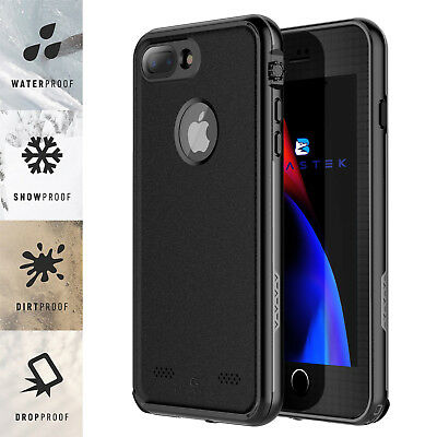 For Apple iPhone 7 / 8 Plus Waterproof Case Cover Fre Built-in Screen Protector