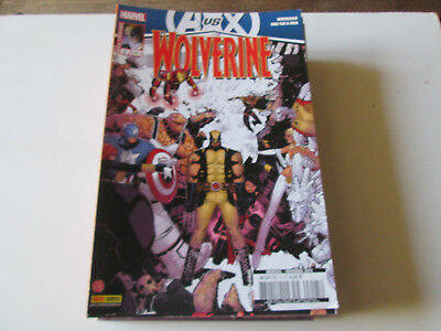 A us X .. WOLVERINE 5   .MARVEL..2012 ..NEUF