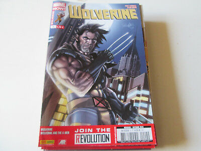 Wolverine 4  .marvel.now ...2013 ..neuf