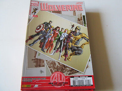 Wolverine 5  .marvel.now ...2013 ..neuf