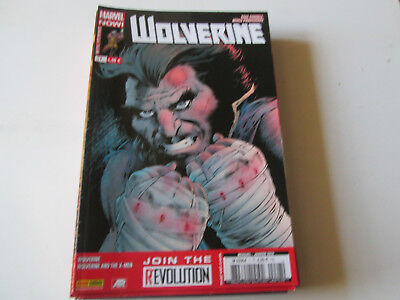 Wolverine 7  .marvel.now ...2014 ..neuf
