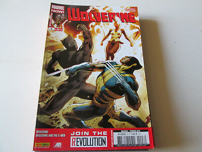 Wolverine 8  .marvel.now ...2014 ..neuf
