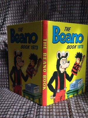 Beano Annual 1973 Very Good Condition (BO39)